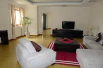 Presentable 2 bedroom apartment near to the city center of Hanoi.
