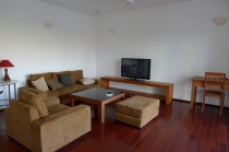 Nice apartment with big balcony in Truc Bach area