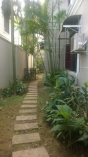 Villa with big yard close to UNIS in Ciputra